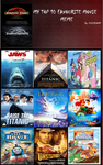 My Top 10 Favorite Movies (Updated) by JPLover764