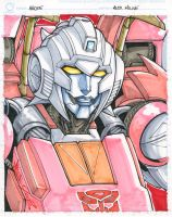 CS arcee by markerguru
