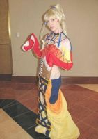 Rikku you can Charm me Anytime!! by smithers456