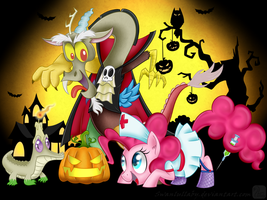 Happy Nightmare Night by SwanLullaby