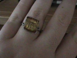 gold ring by Ice-Toa-Lover