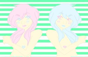twins by MissShell666