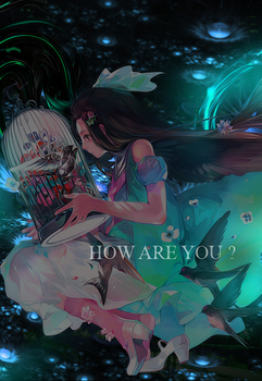 HOW ARE YOU ? by Hime-Love-Design