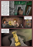 The Sorceress Curse page 1 by Kenzoe64