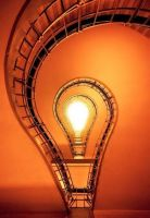 bright like a light stairwell by sinceelay