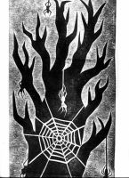 Spiders Nest by syxx