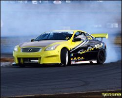 Infiniti G37 Coupe by 1R3bor