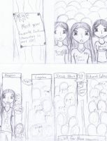 Fictional characters comic by Belle1620