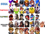 Project X Zone Wishlist by Alexray35