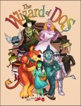 ReBoot - The Wizard of DOS by EmpressHelenia