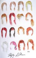 Hayley's hairstyles by mrsxbenzedrine