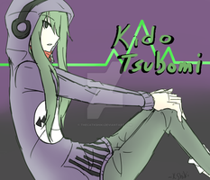 Kagerou Project: Kido by thecatKShiki