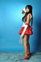 Sailor Mars 2 by NaTemari
