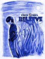 Criss Angel | BeLIEve by SketchyRae