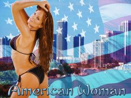 American Woman - Christy Hemme by sorrowdiess