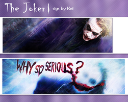 The Joker by kei-x