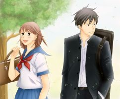 Request: Nodame Cantabile by honeyf