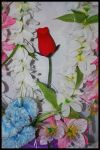 One Rose In The Bunch by Me2Smart4U