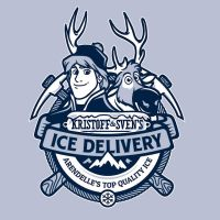 Arendelle's Best Ice Delivery by shoden23