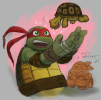 TMNT: By Default by Fuwa2-Kyara