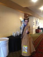 Doctor Whooves cosplay by Inashne117