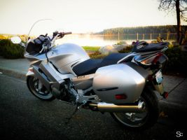 Yamaha FJR by ShannonCPhotography