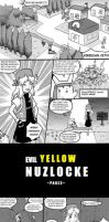 Evil Yellow Nuzlocke PAGE 3 by EvilMel