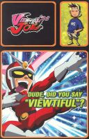 Did You Say 'Viewtiful'? by viewtifulhenshin