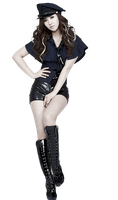 Yuri SNSD png by Sellscarol