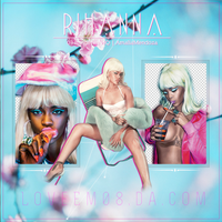 RIHANNA PNG Pack #4 by LoveEm08