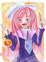 Happy-Kiseki+Halloween+Contest by magicbut3rfly