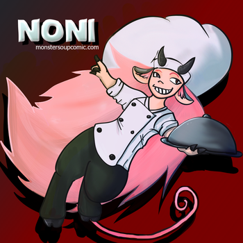 NONI!! - Monster Soup by Lunelu