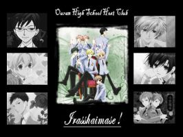 Ouran High School Host Club by TearsOfStarryDream