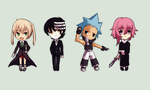 Meister Chibis by Sylvemoon