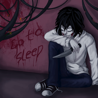 .:Jeff The Killer - Collab:. by PuRe-LOVE-G-S