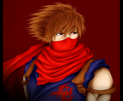 STRIDERRRRR_hiryu C: by ANTi-DAMAGE