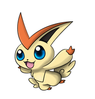 494. Victini by ChibiTigre