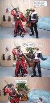 Side Quests Omake No. 1 by SeanMonster