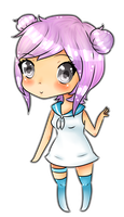 .:Meilin Chibi:. [Draw to adopt entry] by Tamuu-ii