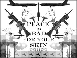 Peace Poster by TheBigBoss-89
