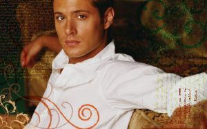 Jensen Ackles Wallpaper by grace2design