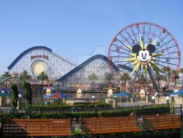 Paradise Pier by Jetster1