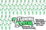 MLP RPG Sprites REQUEST (Flaming Star) by GameCommentaries