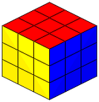 Rubik Big 1 by Bulldoggenliebchen