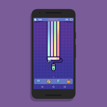 Paint the Town (Nexus 5x Setup) by My-Scifi-Lullaby