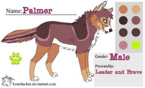 Official Palmer Ref by LeaveItToVi
