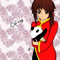 .-China:Hetalia-. by fizzynerd