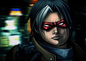 Jason Todd Can't you see I forgive you by ErgoAsch