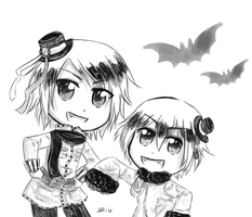Double Vampire by Rivicci
