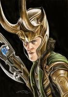 LOKI by JaumeCullell